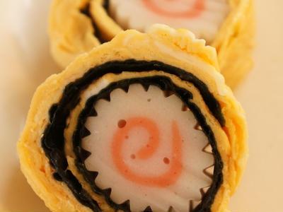 >≪なるとの卵焼き≫レシピ by まきまさ美さん