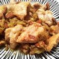 鶏の胸肉とアーモンド炒め!イタリアで人気の簡単中華料理