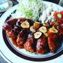 これほんとにめちゃめちゃおすすめ❤️おかわりがとまらない♪鶏むね肉でトンテキ風❤️