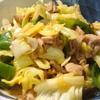 ピリっとピリ辛回鍋肉(キャベツと豚肉の味噌炒め)
