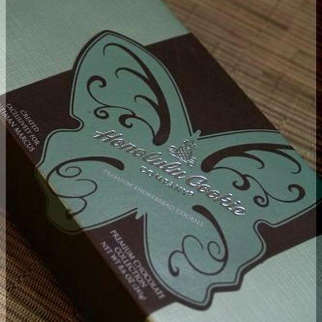 ◆ハワイ土産は、ニーマンマーカスの限定クッキー♪