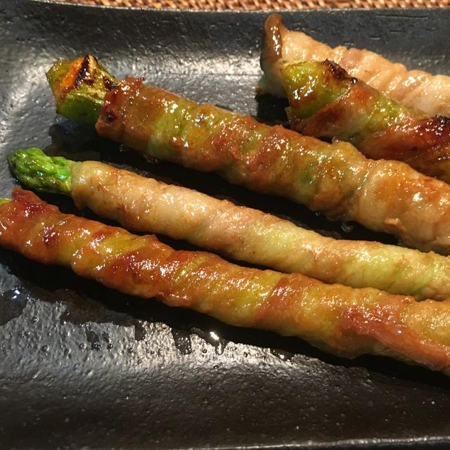 野菜の肉巻き~♪