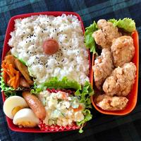 【ボリューム満点!高校生男子弁当をご紹介していきます。
