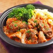 とろけるお肉にやみつき♪牛すじのトマト煮おすすめレシピ
