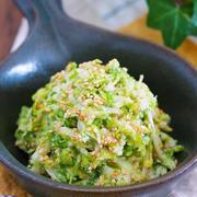 あと1品におすすめ「キャベツの和風サラダ」レシピ