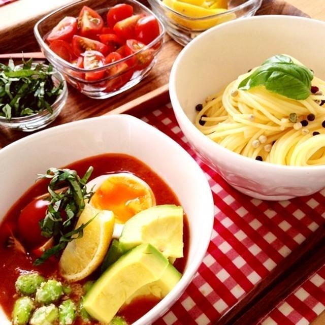 マ•マー つけスパゲティ レシピコンテスト