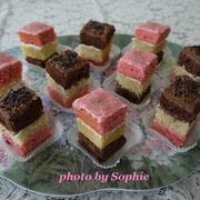 ナポリタンケーキのレシピ
