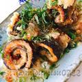 梅しそ秋刀魚ロールのおろし煮 by みすずさん