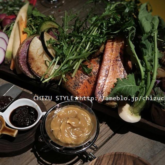 【恵比寿】 オーガニック × 固定種 のお野菜たっぷり 『 WE ARE THE FARM 』