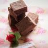 バニラの香りの生チョコ