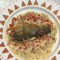 植野シェフ直伝!プロが伝授、スズキ=白身魚のマスタードクリームソース フランス料理