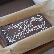 【祝★20周年】サプライズプレゼントでお祝い♪