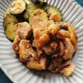 [冷凍つくりおき]鶏肉の味噌ガーリック