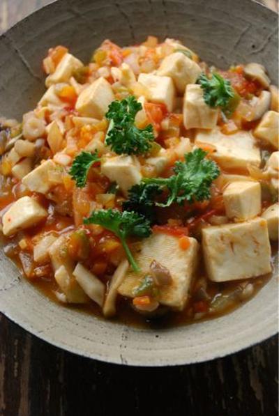 麻婆豆腐をひと工夫♪○○味のアレンジレシピ13選