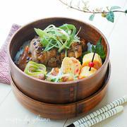 2月20日 鶏の黒ゴマ七味焼き弁当 と 鮟鱇の唐揚げの晩ごはん