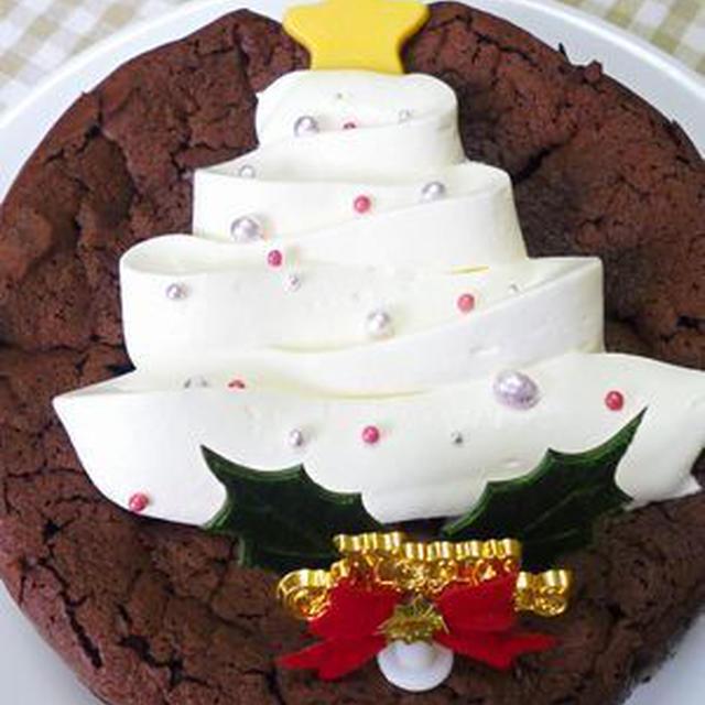 +クリスマス+ ガトーショコラ