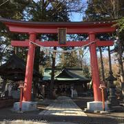 下浅間~小室浅間神社