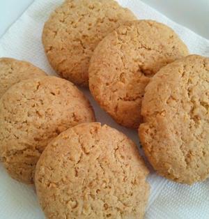 節分のお豆が余ったら カリカリ大豆クッキー☆