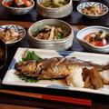 鯵の酢醤油煮&茹でらっきょうでシンプルおかず。 by musashiさん