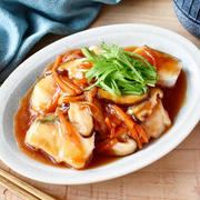 甘酢味でごはんがすすむ!白身魚のおかずレシピ