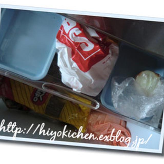 冷蔵庫の野菜室の今!