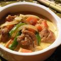 鶏肉のミルク煮☆ガラムマサラ風味