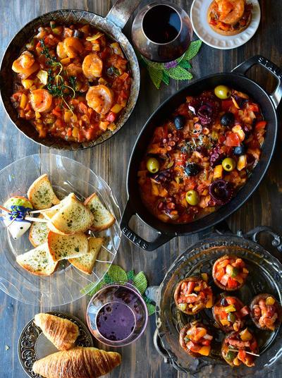 レシピと写真❤ラタトゥイユBOOK予約開始 ❤ #ラタジェニック アレンジラタトゥイユ開発しました♪