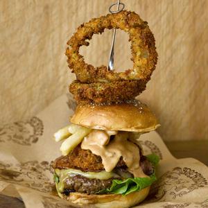 ヤミツキになる!NY発のグルメハンバーガー、日本1号店が自由が丘にOPEN!