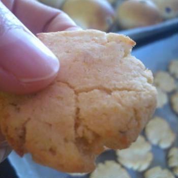"""今日は """"おからクッキー"""""""
