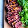 ♡フライパンde超簡単♡牛肉のたたき♡【#牛たたき#簡単#レシピ】