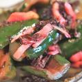 ■常備菜・漬物【胡瓜のシバ漬けレシピ】