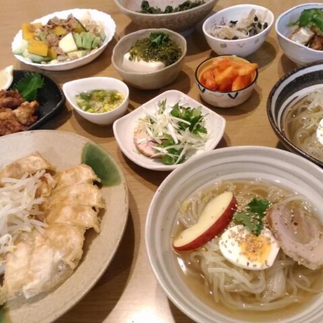 盛岡ぴょんぴょん舎の冷麺