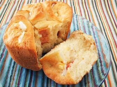 必殺☆ホームベーカリーで、BMCパン!