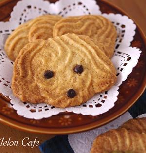 ホットケーキミックスでつくる、簡単しぼりクッキー☆母の日やこどもの日、毎日のおやつに♪