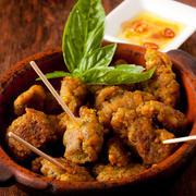 カリッと食感が食欲をそそる!「大豆の水煮」を揚げて使おう