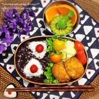 ゆでポテトをつぶしたら…よ~いドン!で2種類おかずの出来上がり!時短で隙間を埋める日本のお弁当。