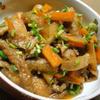 ごぼう野菜の甘辛煮