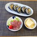 これはリピしたいわ☆国産鯖の巻き寿司♪☆♪☆♪