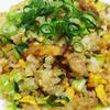 生姜風味のキャベツ炒飯