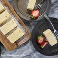 レンジで簡単!HM☆チーズケーキ♡【#簡単レシピ#チーズケーキ】