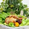 花椒塩の鶏から揚げ