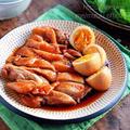♡煮るだけ簡単♡鶏肉とたまごの照り煮♡【#簡単レシピ#節約#作り置き】