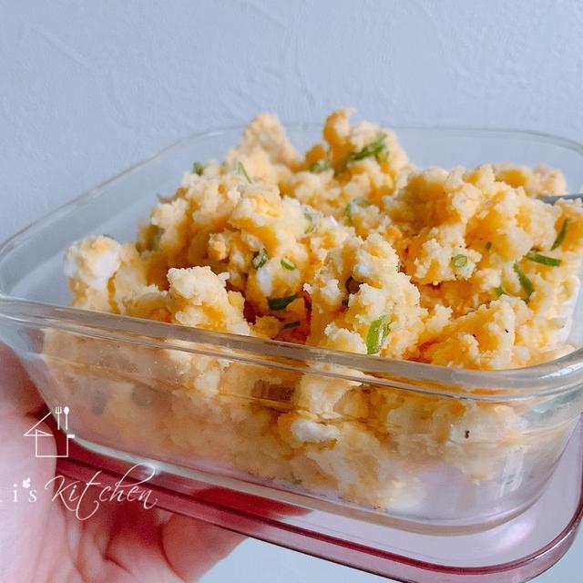 アレが決め手❤︎本気のポテトサラダ、リピート夕食と早生柿
