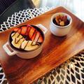 ヌテラで作る チョコレートの鍋プリン