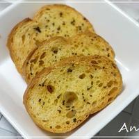 ☆小岩井発酵バターのガーリックトースト☆