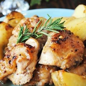 使うだけでセンスアップ♪ローズマリー香る鶏肉料理のレシピ