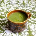 ほうれん草とじゃがいものスープ。 by きー。さん