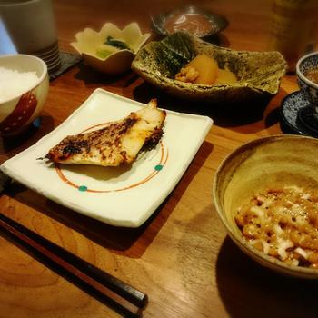 美味しく和食ごはん♪