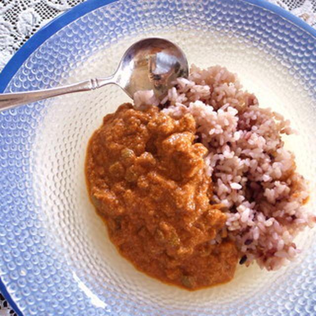 オリーブオイルで作る「レンズ豆のトマトカレー」 すっごく簡単