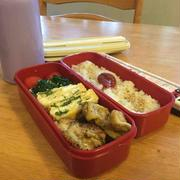 弁当フォーマットがあれば迷わない。今日の主菜は「鶏もものカレーソテー」|自由を手に入れる。パパの料理塾 4期生10月10日(水)開講